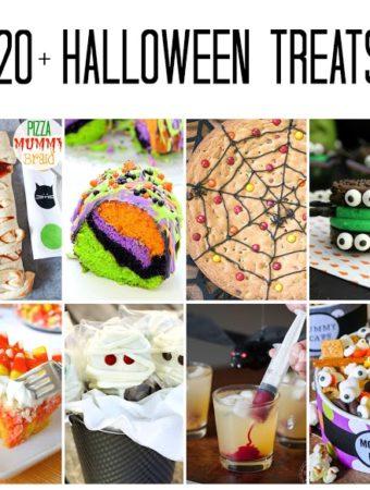 20+ Adorably Spooky Halloween Treats