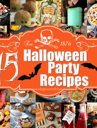 45 Halloween Party Recipes