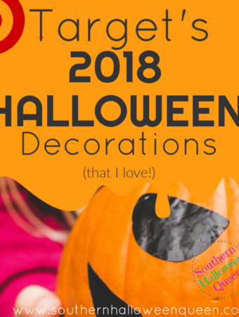 Target's 2018 Halloween Decorations that I LOVE