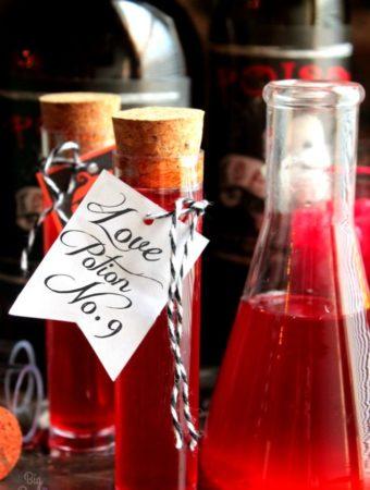 Love Potion #9 – DIY Cinnamon Whiskey