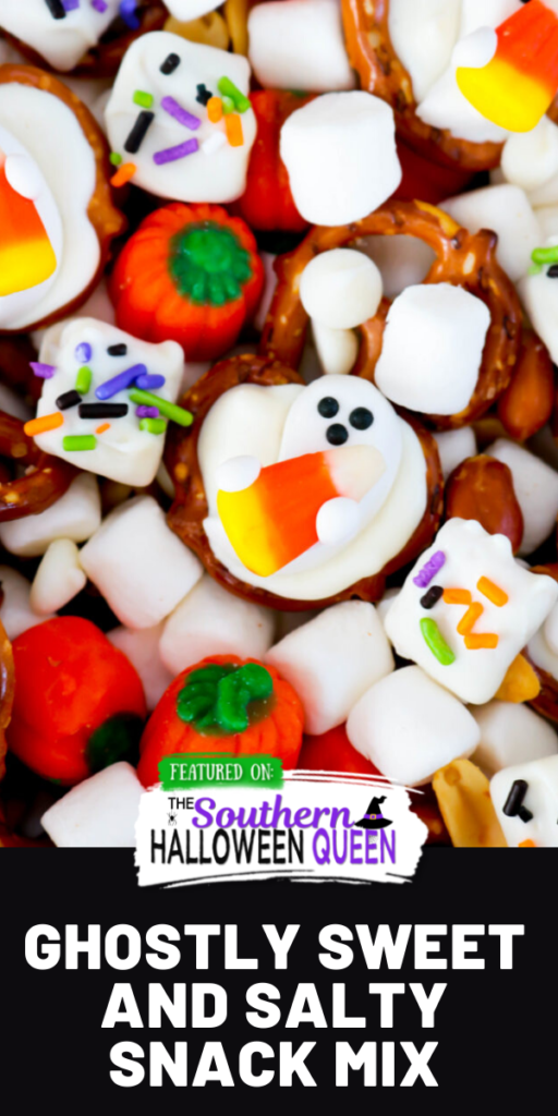 Ghost Snack Mix