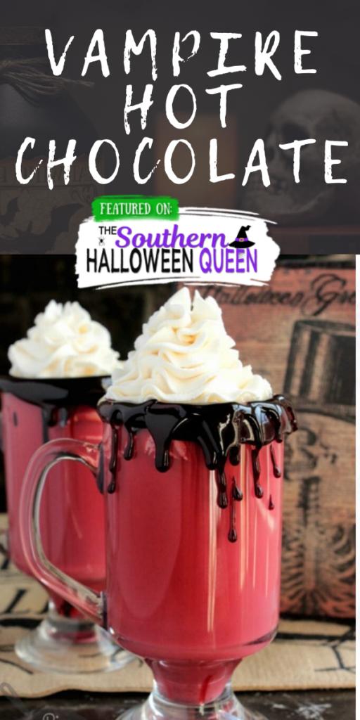 Vampire Hot Chocolate