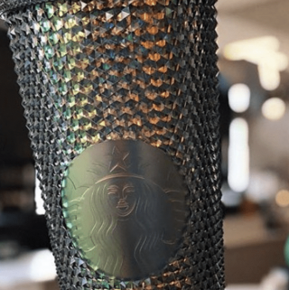 Starbucks Releasing Black Unicorn Dark Studded Cups for Halloween 2020